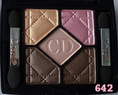 Eyeshadow Palette 5 Couleurs Dior 642